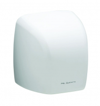 HAND DRYER 2100W WHITE METAL