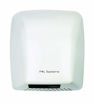 HAND DRYER 2100W WHITE PLASTIC