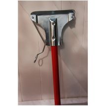 Kentucky Mop Handle Epoxy Coated Steel Heavy Duty Handle