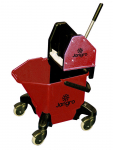 TC20 COMBO BUCKET/WRINGER Red 24 ltrs