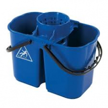 Duo-Hygiene 15 ltr bucket - Duo Blue