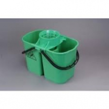 Duo-Hygiene 15 ltr bucket - Duo Green