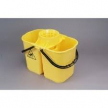 Duo-Hygiene 15 ltr bucket - Duo Yellow