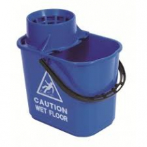 PROFESSION BUCKET & SIEVE Blue 15 ltr