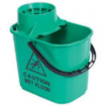PROFESSION BUCKET & SIEVE Green 15 ltr