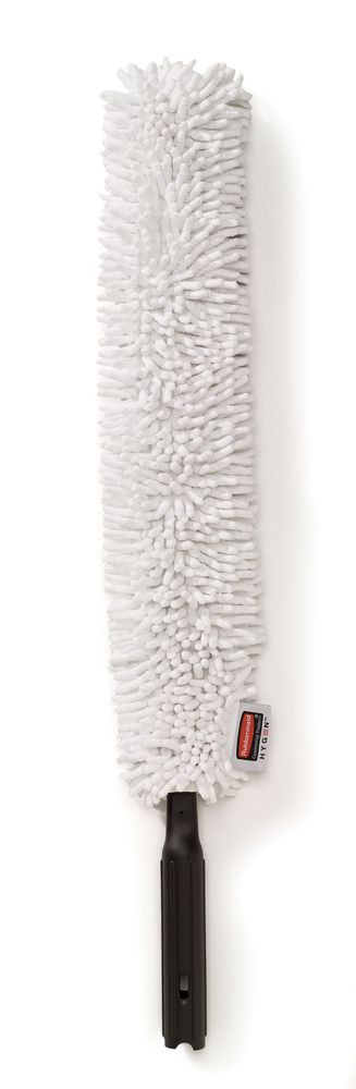Quick Connect Flexible Dusting Wand with Microfibre Sleeve