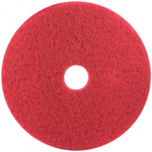 JANGRO FLOOR PAD 11inch RED EACH