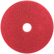 Jangro 17inch Floor Pad Red