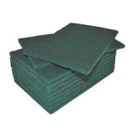 Premium Scouring Pad 230mm x 150mm Packs of 10 (large)