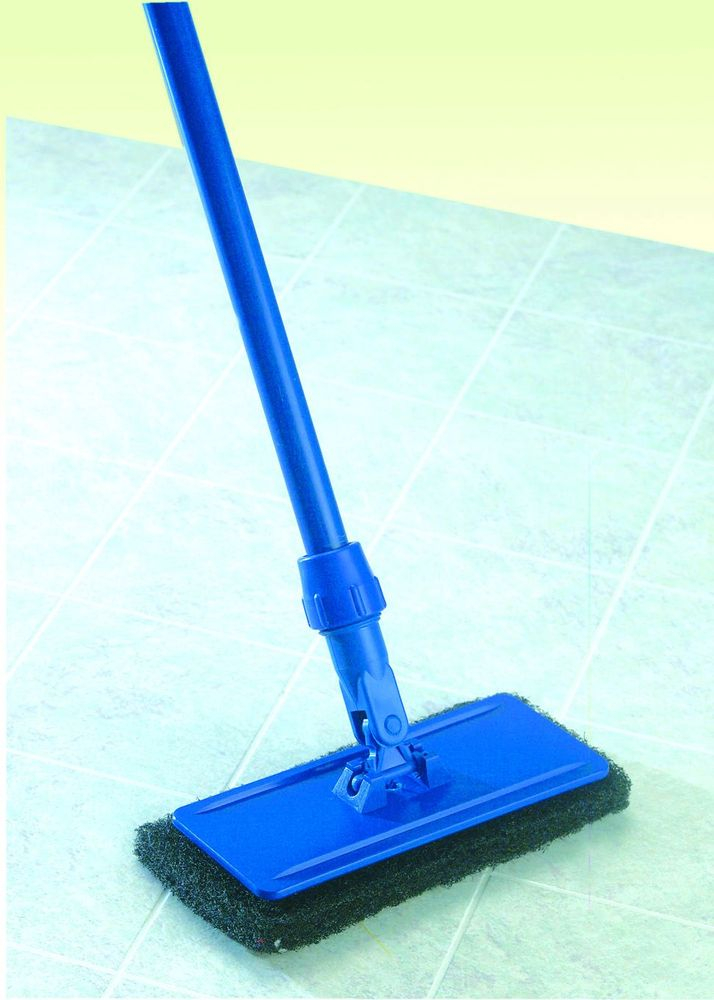 OCTOPUS EDGE & FLOOR CLEANING TOOL, Blue (tool only)