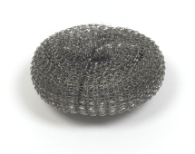 GALVANISED SCOURER Large, 60gm .