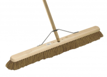 36inch BROOM Coco complete with 5' handle and STYS2 stay