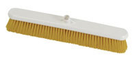 Hygiene Platform Broom Head, Medium 600mm - Blue / Fits handles HP107 or HP106