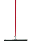 Floor Squeegee Handle Red Steel 54inch