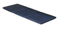 Crash Mattress,remove/washable cover,fold. with carry handles