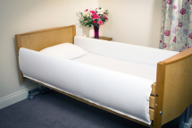 Bed Rail Protectors MRSA Resistant,full length 87x195cm