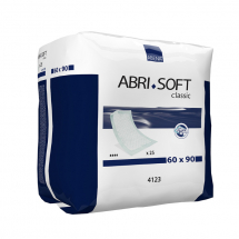 Abri-soft Classic Underpad 60x90cm Pack of 4x25