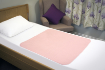 Sonoma Bedpad Pink 85x90cm without tucks, 3 litre