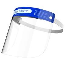 ANTI-FOG FACE SHIELD