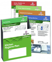 Set of 10 laminated Instruction Sheets