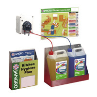 Dosing Units and Wall Chart Accessories