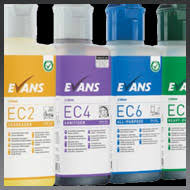 Evans EC Concentrates